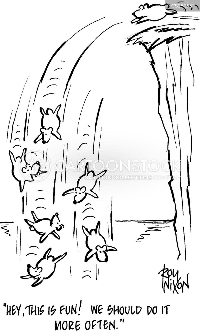 Cliff Jumping cartoons, Cliff Jumping cartoon, funny, Cliff Jumping picture, Cliff Jumping pictures, Cliff Jumping image, Cliff Jumping images, Cliff Jumping illustration, Cliff Jumping illustrations
