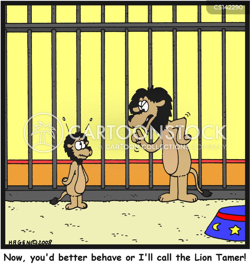 tamers cartoon
