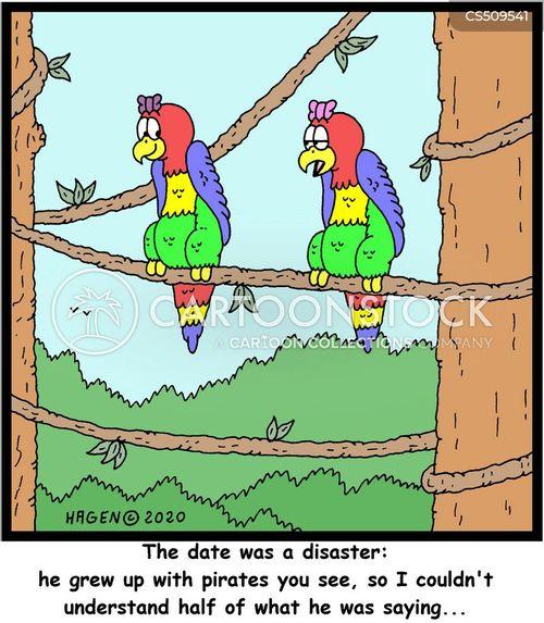 elocution cartoon