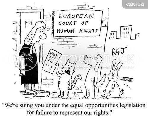 european court cartoon