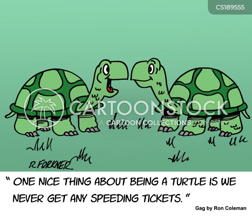 speeders cartoon