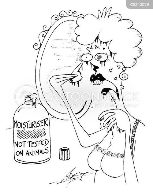vivisection cartoon