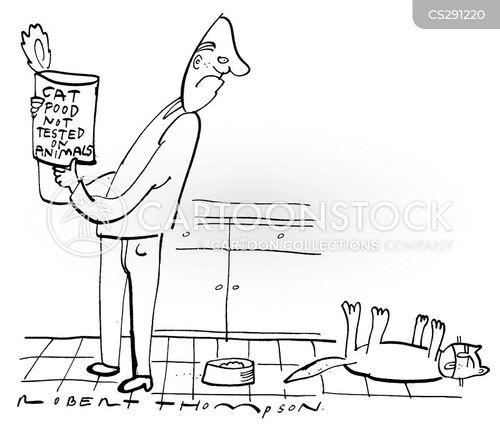 gm crops cartoon