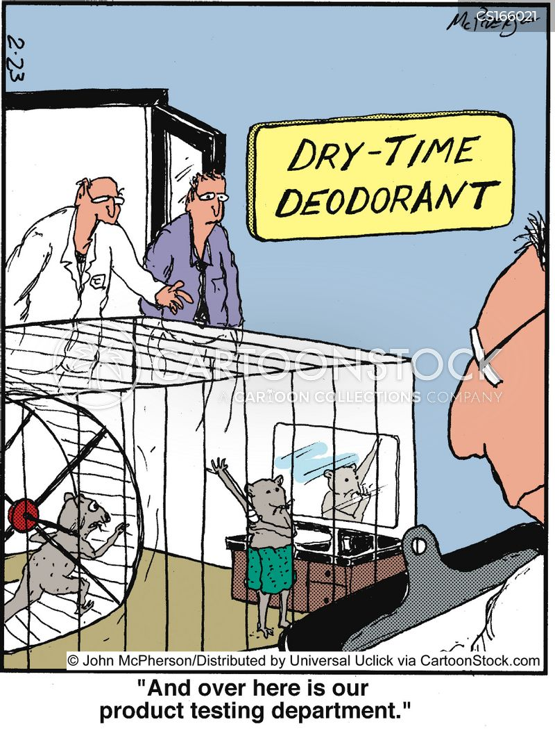 lab mice cartoon