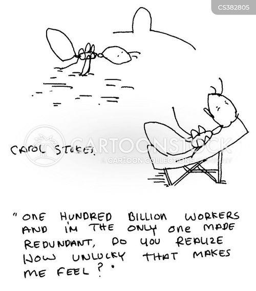 umemployed cartoon