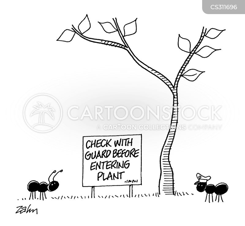 Industrial Cartoon Pictures Industrial Plants Cartoon 2 of
