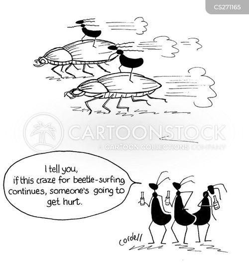 joyriders cartoon