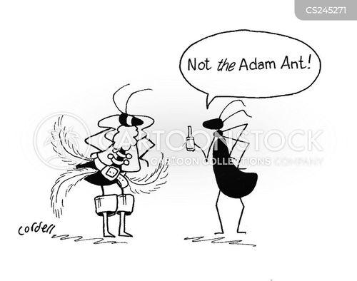 popstar cartoon