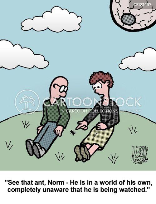 philosophic cartoon