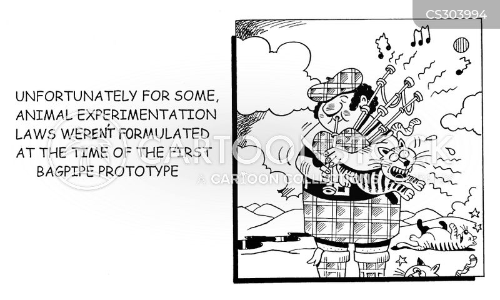antiquated cartoon