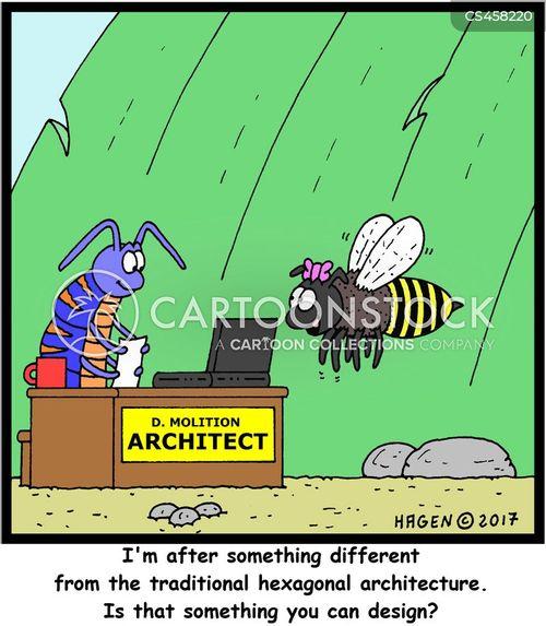 honeybee cartoon
