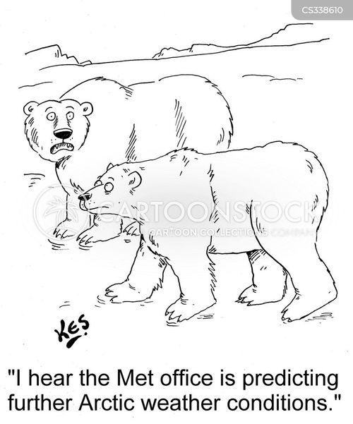 meteorological cartoon