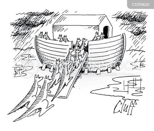 rain fall cartoon