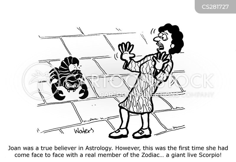 Zodiac Signs Cartoons and Comics - funny pictures from
