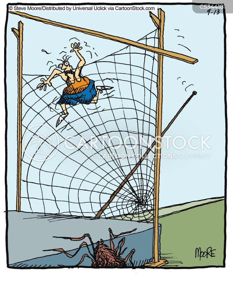 high jumps cartoon