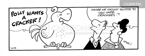 parrotts cartoon
