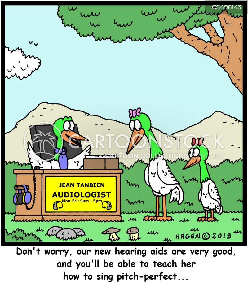 bird-songs cartoon