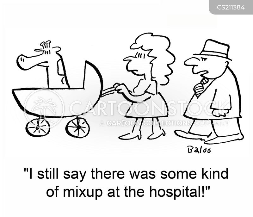 mixup cartoon