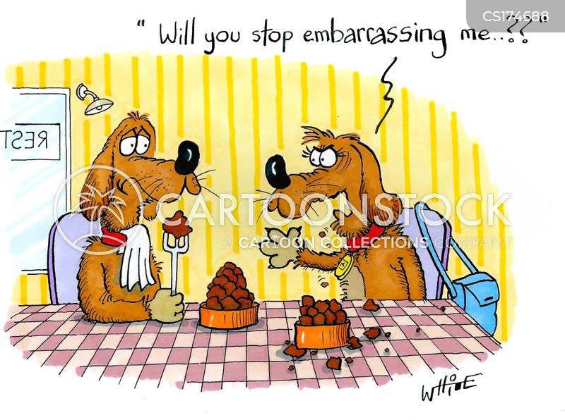 public humiliation cartoon