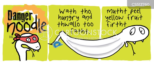 swallowed whole cartoon