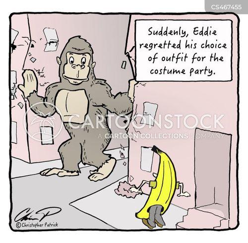 fancy-dress parties cartoon