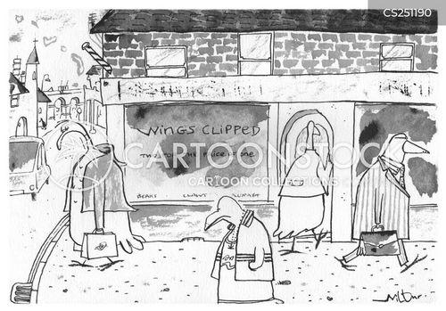 clipped cartoon