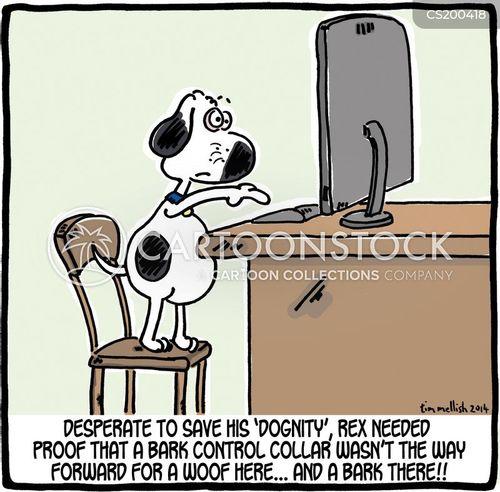 dignity cartoon