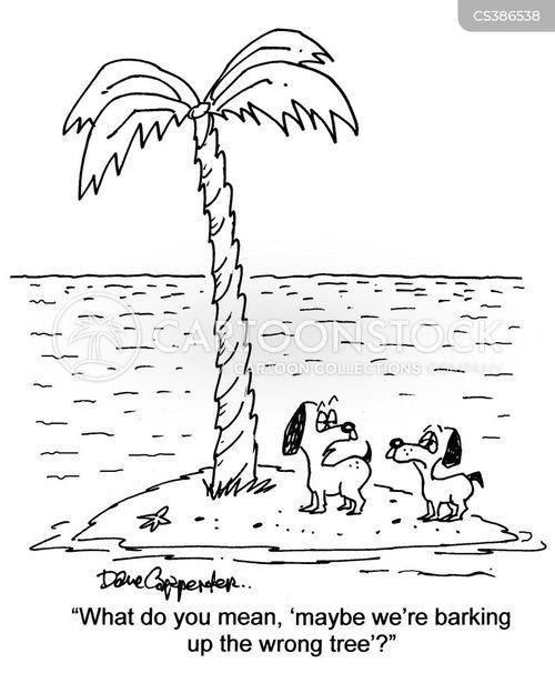 barked cartoon