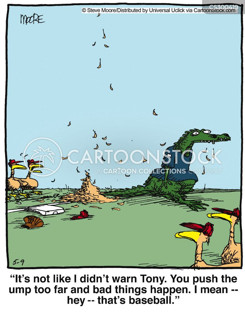 ump cartoon