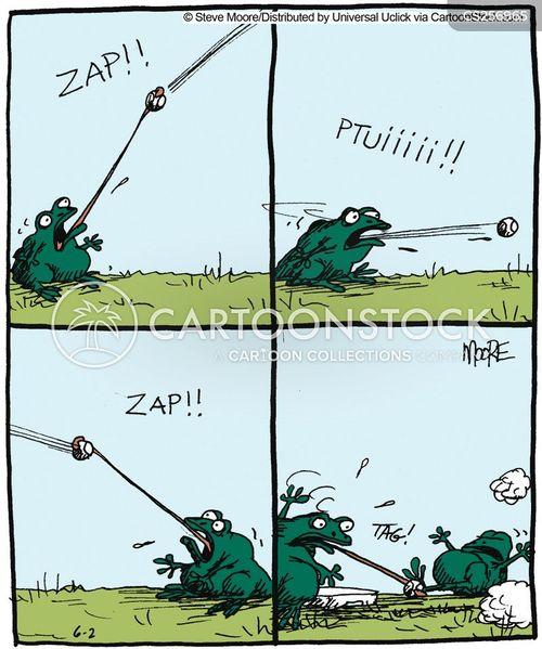 mucus cartoon
