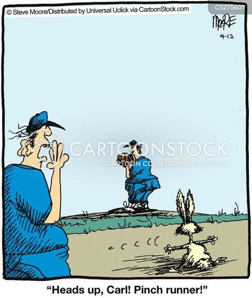 sneaks cartoon