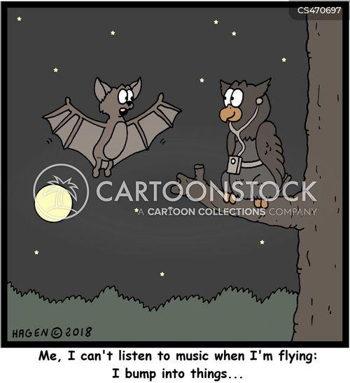 flight paths cartoon