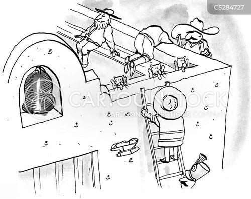 mocked cartoon