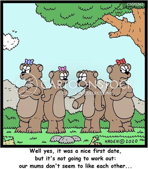 uncontrollable cartoon