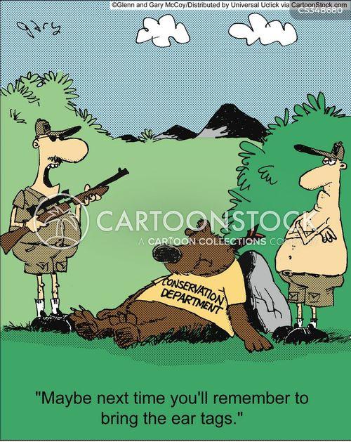 conservations cartoon
