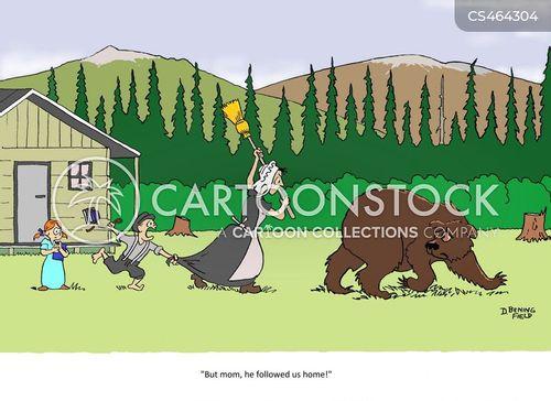 pet adoption cartoon