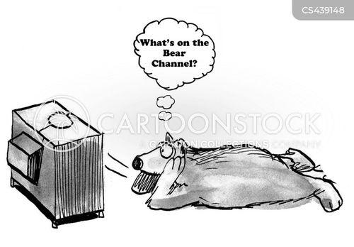 television channel cartoon