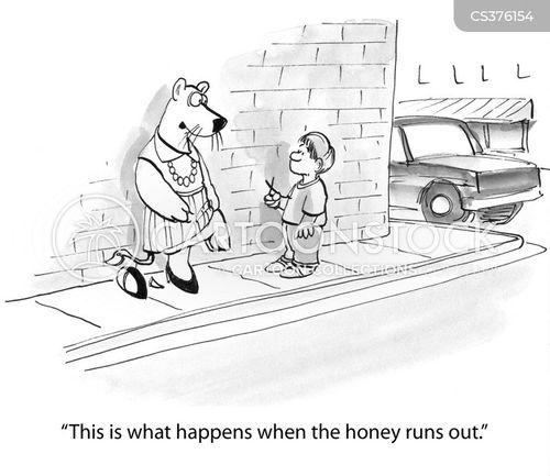 back-up plans cartoon