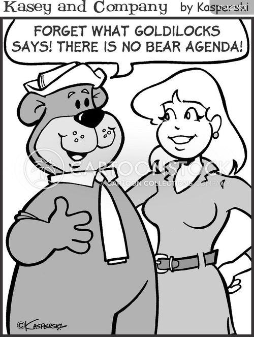 conspirators cartoon
