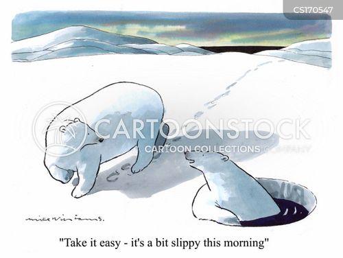 slippy cartoon
