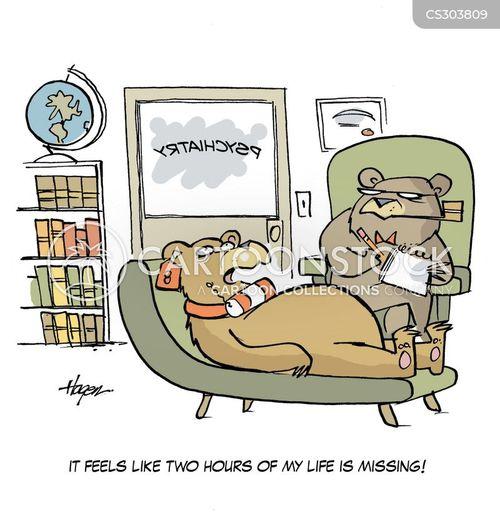 tranquiliser cartoon