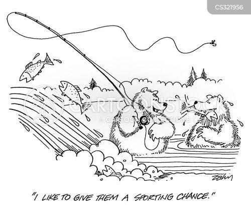 sinkers cartoon