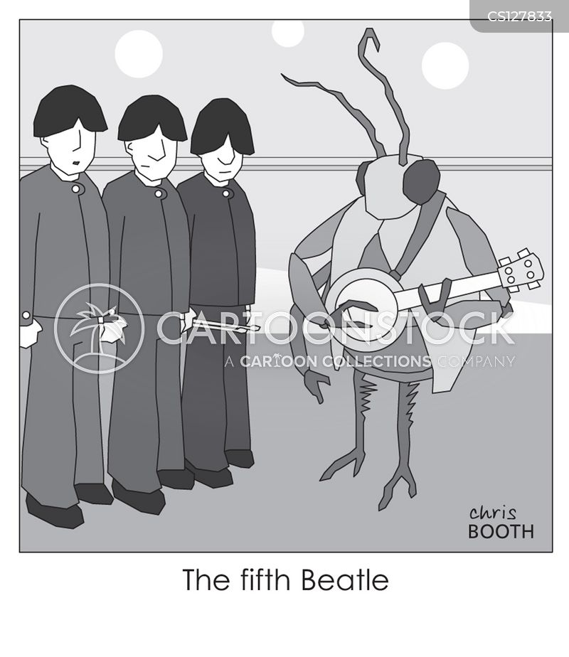 Beatle cartoons, Beatle cartoon, funny, Beatle picture, Beatle pictures, Beatle image, Beatle images, Beatle illustration, Beatle illustrations