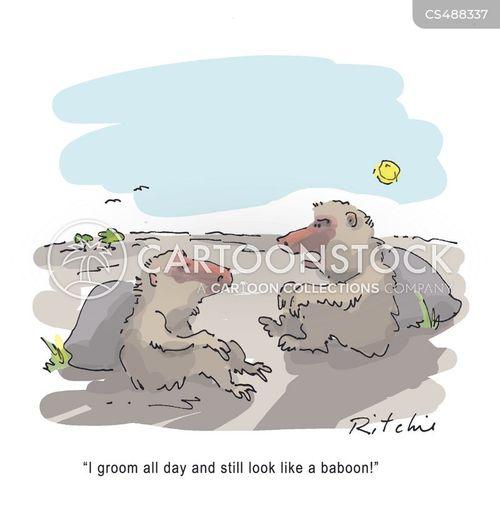 self-care cartoon