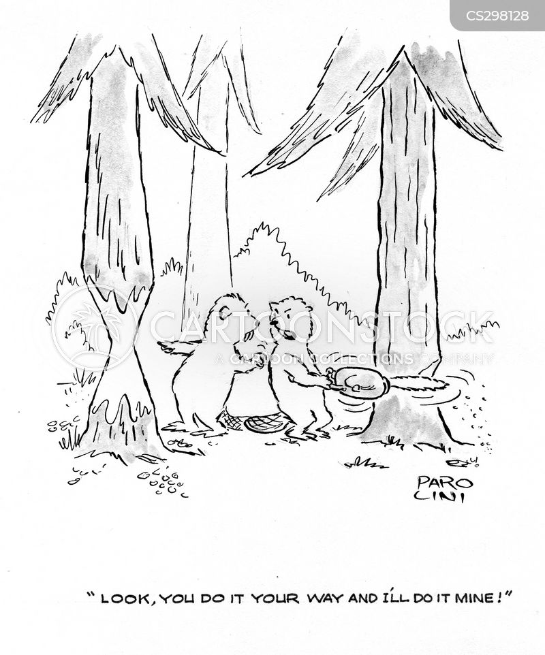 damns cartoon