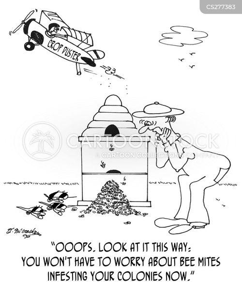 Crop Duster Cartoons And Comics