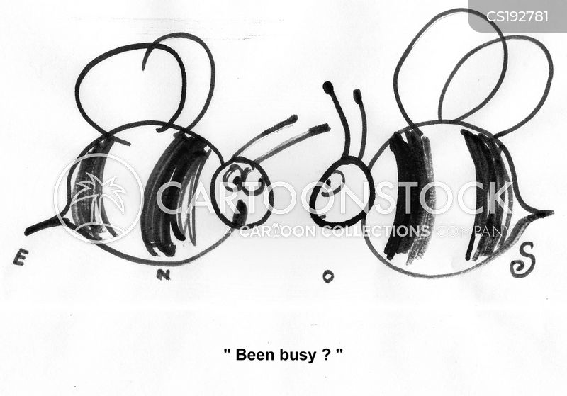 worker bee cartoon