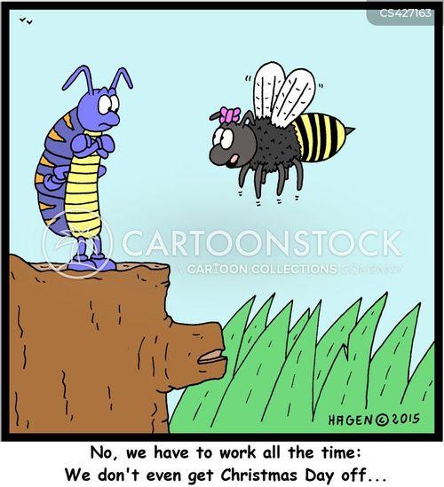 personal day cartoon