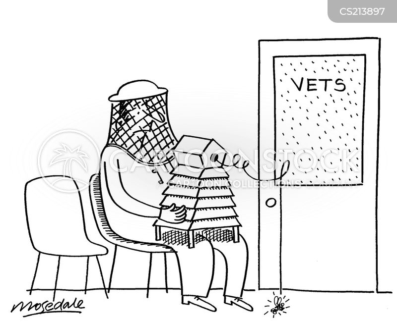 insect mite cartoon