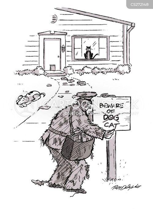 posties cartoon